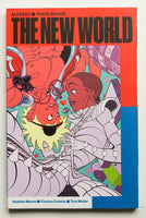 The New World Image Graphic Novel Comic Book