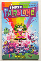 I Hate Fairyland Vol. 3 Good Girl Skottie Young Image Graphic Novel Comic Book