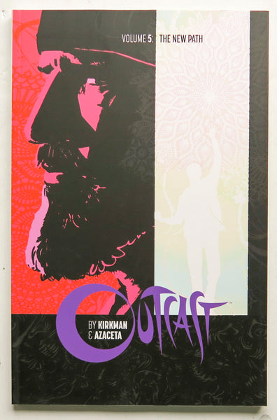 Outcast by Kirkman & Azaceta The New Path Vol. 5 Image Graphic Novel Comic Book