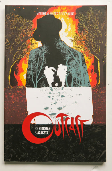 Outcast by Kirkman & Azaceta Under Devil's Wing Vol. 4 Image Graphic Novel Comic Book