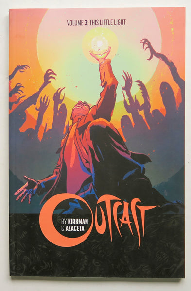 Outcast by Kirkman & Azaceta This Little Light Vol. 3 Image Graphic Novel Comic Book