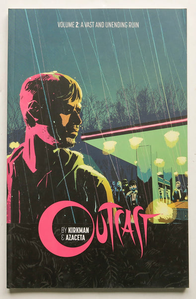 Outcast by Kirkman & Azaceta A Vast and Unending Ruin Vol. 2 Image Graphic Novel Comic Book