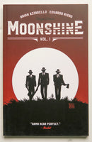 Moonshine Vol. 1 Image Graphic Novel Comic Book