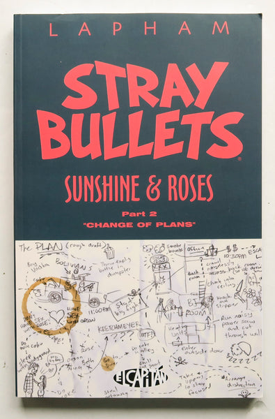 Stray Bullets Sunshine & Roses Vol. 2 Change of Plans Image Graphic Novel Comic Book