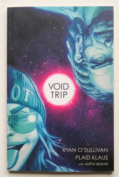 Void Trip Image Graphic Novel Comic Book