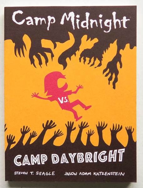 Camp Midnight Camp Daybright Vol. 2 Image Graphic Novel Comic Book
