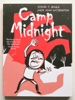 Camp Midnight Image Graphic Novel Comic Book