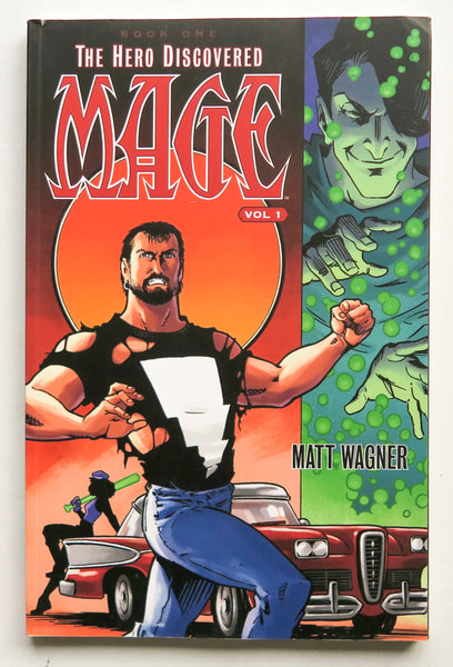 Mage The Hero Discovered Book One Vol. 1 Image Graphic Novel Comic Book