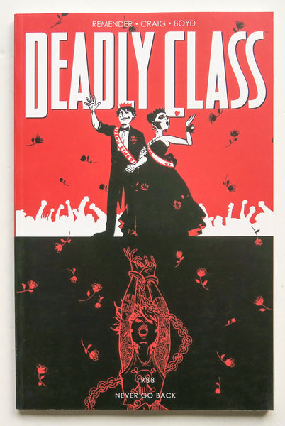 Deadly Class Vol. 8 Never Go Back 1988 Image Graphic Novel Comic Book
