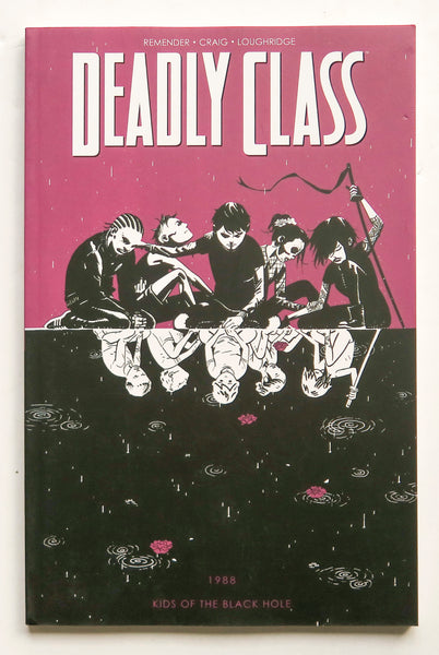 Deadly Class Vol. 2 Kids of the Black Hole 1988 Image Graphic Novel Comic Book