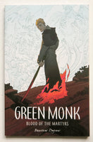 Green Monk Blood of the Martyrs Vol. 1 Image Graphic Novel Comic Book