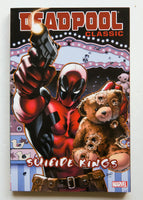 Deadpool Classic Suicide Kings Vol. 14 Marvel Graphic Novel Comic Book