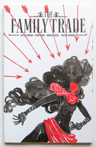 The Family Trade Vol. 1 Image Graphic Novel Comic Book