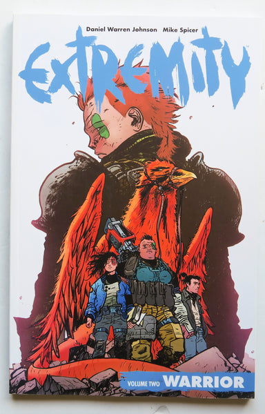 Extremity Warrior Vol. 2 Image Graphic Novel Comic Book