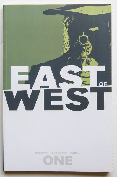 East of West Vol. 1 Image Graphic Novel Comic Book