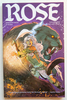 Rose Vol. 1 The Last Light Image Graphic Novel Comic Book
