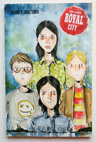 Royal City Vol. 2 Sonic Youth Image Graphic Novel Comic Book