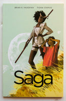Saga Vol. 3 Image Graphic Novel Comic Book