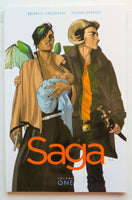 Saga Vol. 1 Image Graphic Novel Comic Book