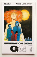 Generation Gone Vol. 1 GG Image Graphic Novel Comic Book