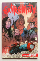 Extremity vol. 1 Artist Image Graphic Novel Comic Book