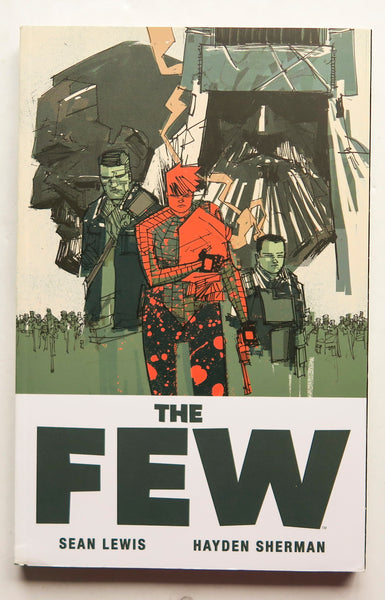 The Few Image Graphic Novel Comic Book