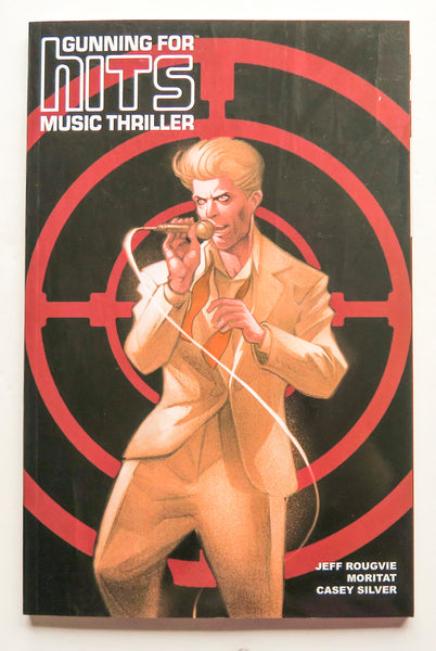 Gunning For Hits Vol. 1 Music Thriller Image Graphic Novel Comic Book