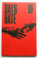 Days of Hate Act One Image Graphic Novel Comic Book