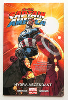 All-New Captain America Vol. 1 Hydra Ascendant Marvel Now Graphic Novel Comic Book
