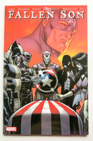 Fallen Son The Death of Captain America Marvel Graphic Novel Comic Book