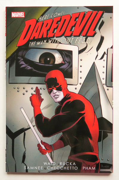 Daredevil by Mark Waid Vol. 3 Marvel Graphic Novel Comic Book