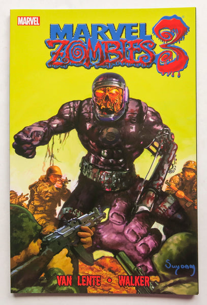 Marvel Zombies 3 Marvel Graphic Novel Comic Book