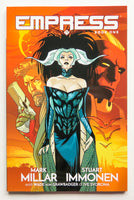 Empress Book One Millarworld Graphic Novel Comic Book