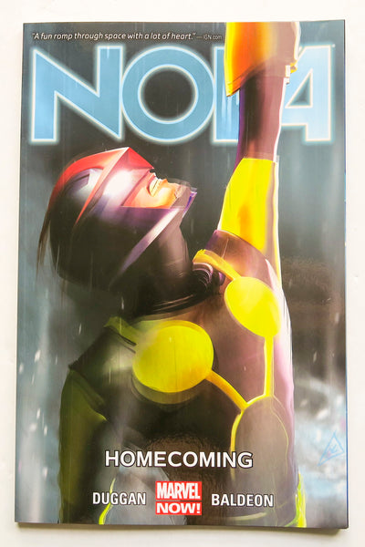 Nova Vol. 6 Homecoming Marvel Now Graphic Novel Comic Book