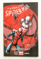Amazing Spider-Man Vol. 4 Graveyard Shift Marvel Now Graphic Novel Comic Book