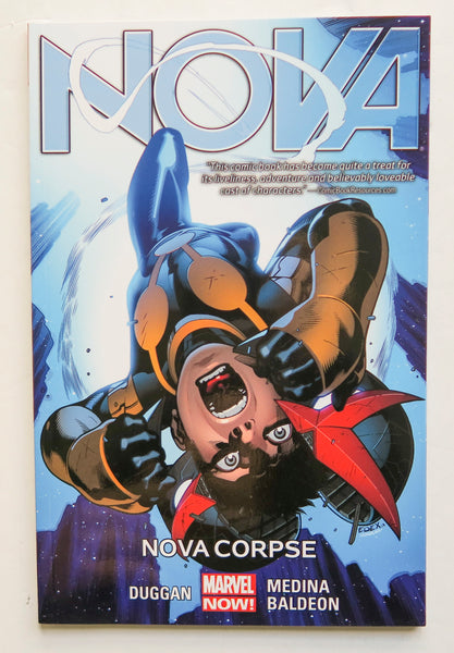 Nova Vol. 3 Nova Corpse Marvel Now Graphic Novel Comic Book
