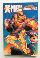 X-Men The Age of Apocalypse Reign Vol. 2 Marvel Graphic Novel Comic Book