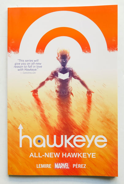 Hawkeye Vol. 5 All-New Hawkeye Marvel Graphic Novel Comic Book
