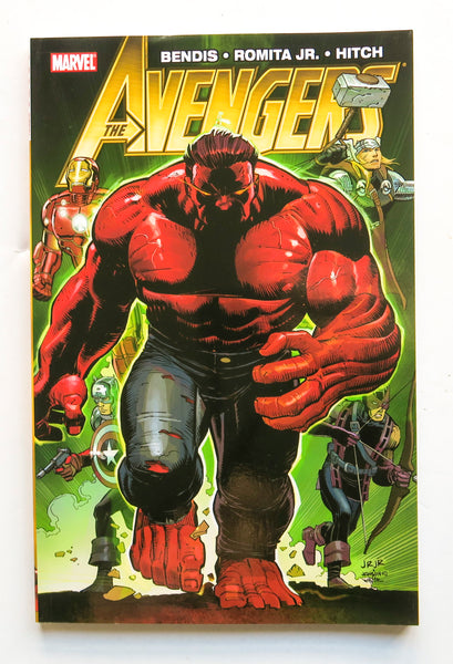 The Avengers Vol. 2 Marvel Graphic Novel Comic Book