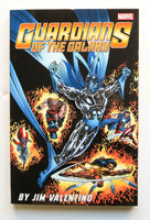Guardians of the Galaxy Vol. 3 Jim Valentino Marvel Graphic Novel Comic Book