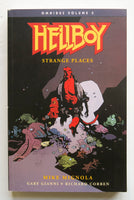 Hellboy Omnibus Vol. 2 Strange Places Dark Horse Graphic Novel Comic Book