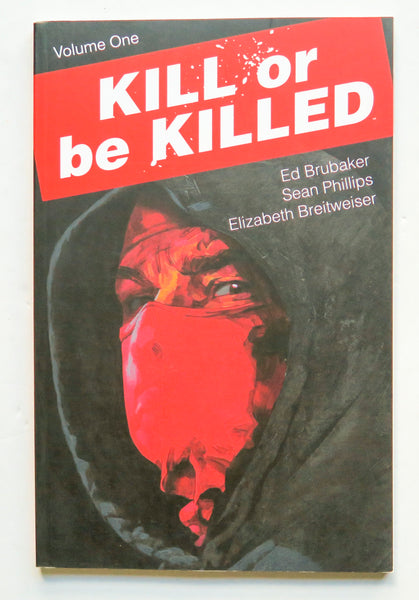 Kill or Be Killed Vol. 1 Image Graphic Novel Comic Book