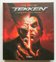 The Art of Tekken A Complete Visual History Dynamite Art Book