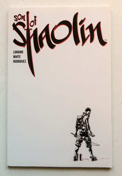Son of Shaolin Top Cow Image Graphic Novel Comic Book