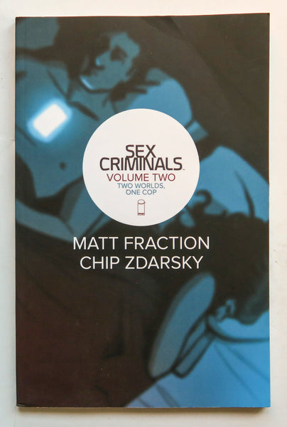 Sex Criminals Vol. 2 Two Worlds One Cop Image Graphic Novel Comic Book