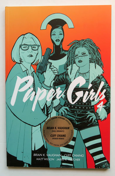 Paper Girls Vol. 4 Image Graphic Novel Comic Book