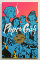 Paper Girls Vol. 1 Image Graphic Novel Comic Book