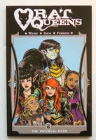 Rat Queens Vol. 6 The Infernal Path Image Shadowline Graphic Novel Comic Book