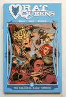 Rat Queens Vol. 5 The Colossal Magic Nothing Image Shadowline Graphic Novel Comic Book