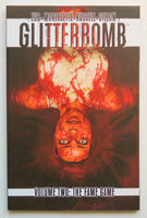 Glitterbomb Vol. 2 The Fame Game Image Graphic Novel Comic Book